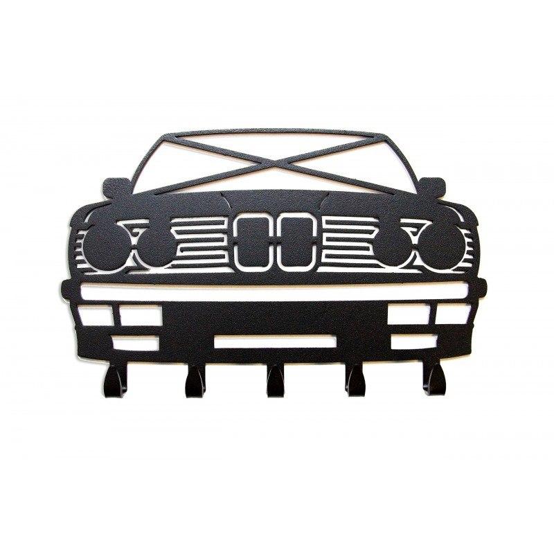 Wieszak na klucze BMW E28 ekstra prezent drift - GRUBYGARAGE - Sklep Tuningowy